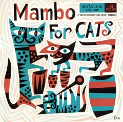 Mambo For Cats Limited-Edition, Archival-Quality Fine Art Print